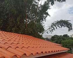 Conserto de telhado