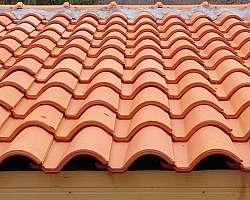 Reparo em telhado