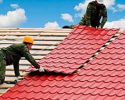 Empresa de reforma em telhados