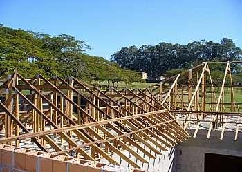Reforma telhado