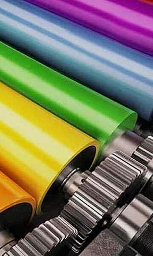 Resinas para aplicação em tintas gráficas