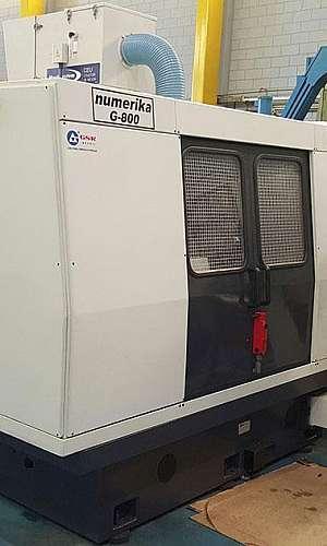 Retrofit equipamentos industriais