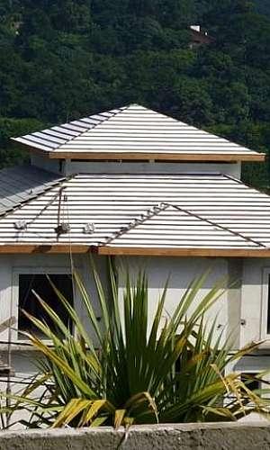 Serviço de conserto de telhado